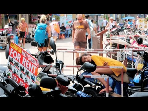 Patong in the Daytime – Phuket, Thailand