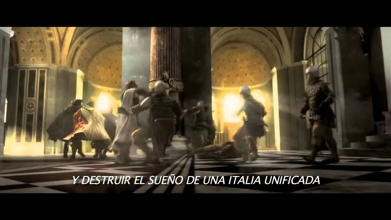 Assassin S Creed Lineage Trailer Sub Youtube
