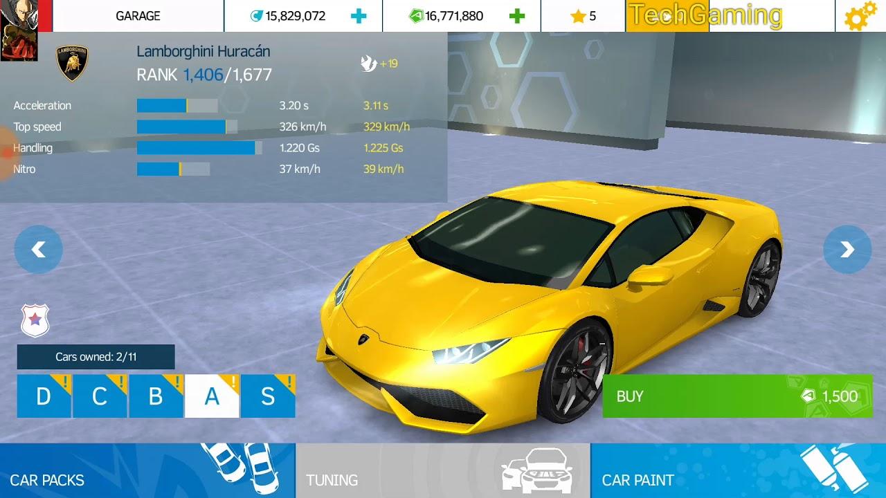 Asphalt Nitro New Car Lamborghini Hurricane Android Hd Gameplay