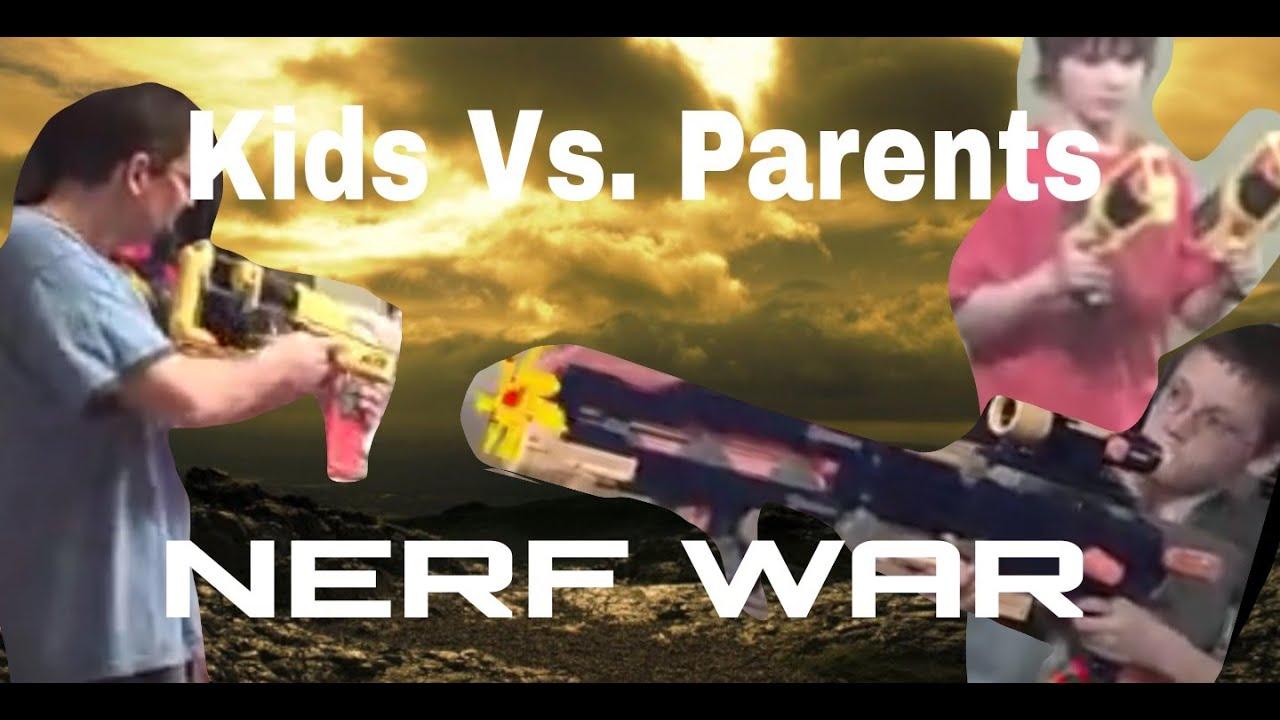 how to set up a nerf war