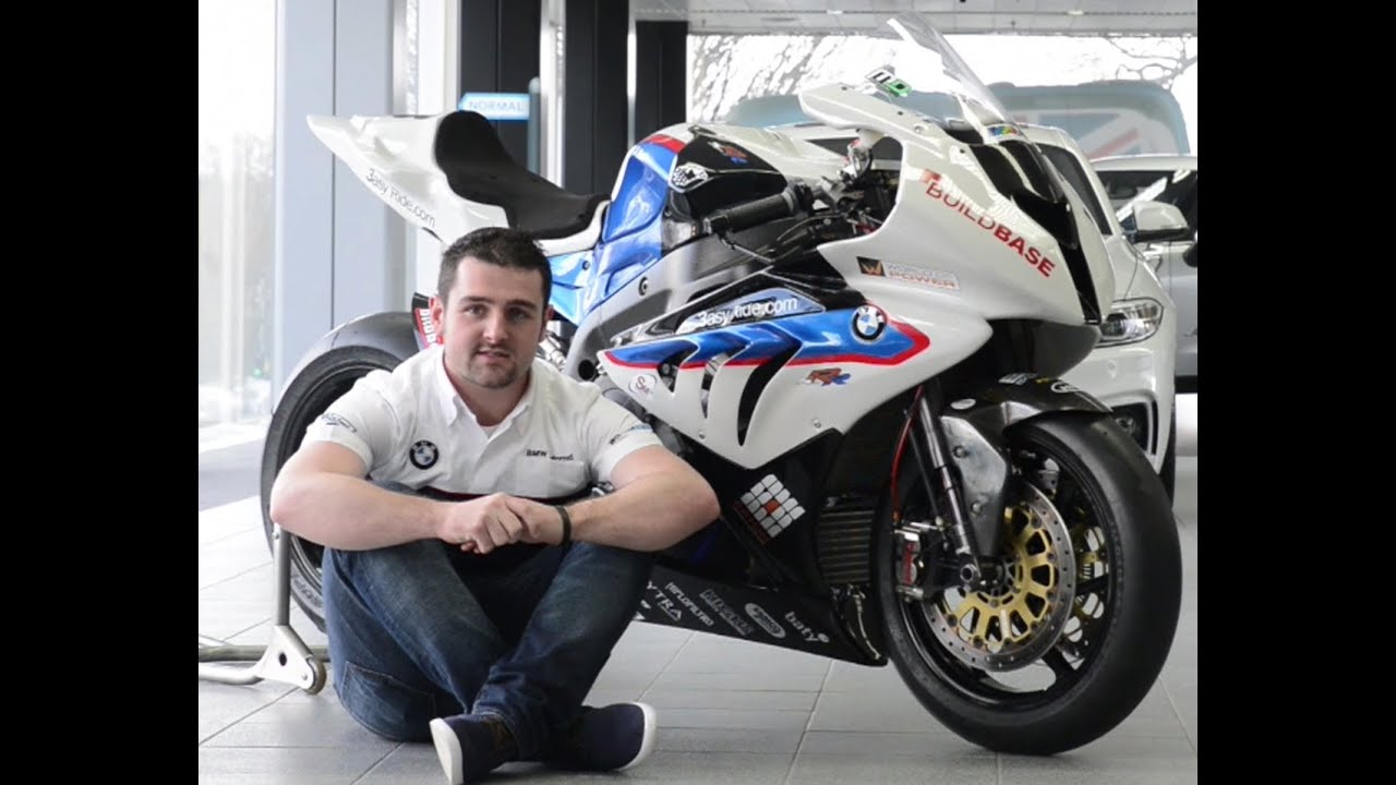 Tt 2014 Michael Dunlop Bmw Launch Youtube
