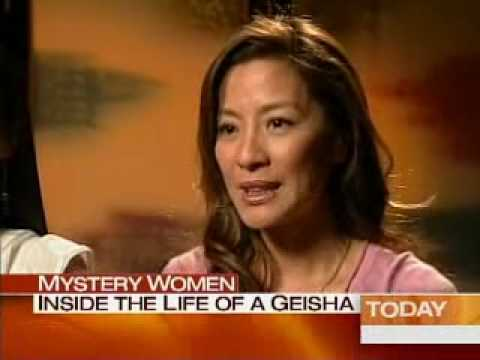 Michelle Yeoh and Zhang Ziyi on Today Show (2005)