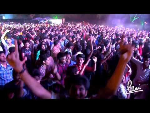 DJ Chetas full live set at Pillai Alegria 2015