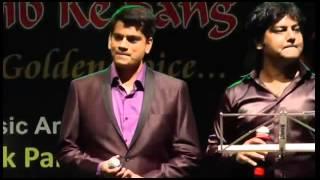 Parda Hai Parda - Live - Rafi Habib