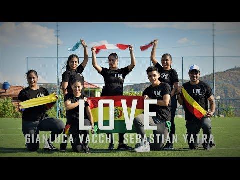 LOVE - Sebastián Yatra, Gianluca Vacchi - Zumba - Flow Dance Fitness