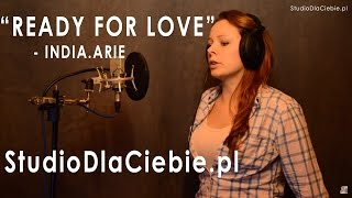 Ready For Love - India.Arie (cover by Monika Dziewiątek)