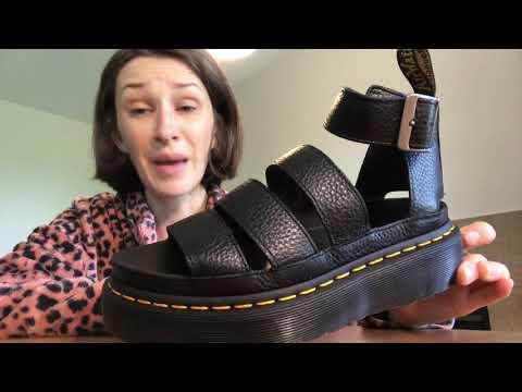 Dr Martens Clarissa || quad sandals