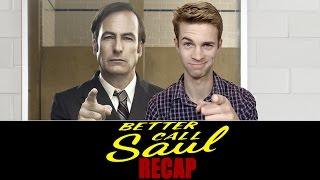 Better Call Saul Season 1 - TV Recap