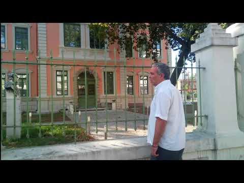 Ν. Λυγερός - Το Μουσείο Καραθεοδωρή του Μέλλοντος. Κομοτηνή, 14/07/2018