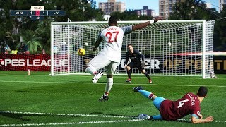 PES 2019 | West Ham vs Liverpool | Full Match & Amazing Goals | Gapmeplay PC