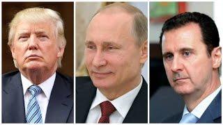 لا للإطاحة بالأسد..نعم للتحالف مع روسيا..شاهد بماذا هدد الرئيس الأمريكي الجديد ثوار سوريا؟-تفاصيل