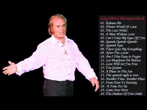 Best Songs Of Engelbert Humperdinck  -  Engelbert Humperdinck Greatest Hits 2017