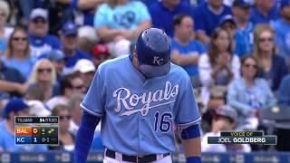 Kansas City Royals   Baltimore Orioles 27 08 15