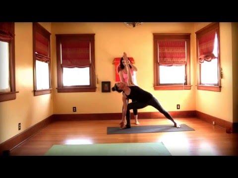 Бикрам йога для начинающих видео уроки