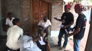 Telangana Netizens Campaign @ Kollapur on march 10 2012 to vote for Telangana - Part 2