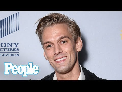 Aaron Carter Opens Up About Eating Disorder & Slams Hard Drug Rumors | People NOW | People
