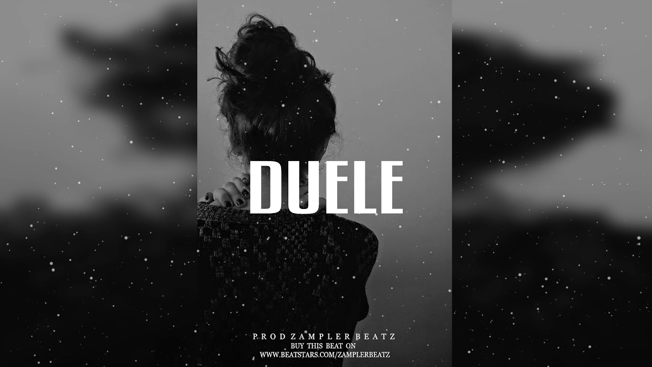 """Duele"" 💔 Instrumental de Rap Triste 2020 (Sad Beat)// Prod By Zampler Beatz"