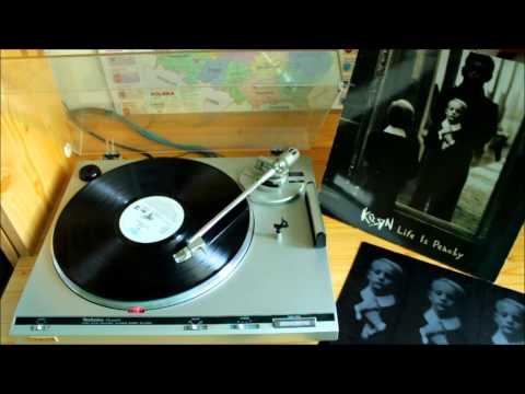 KoRn - A.D.I.D.A.S. & Lowrider Vinyl LP HQ sound