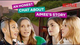 Sex Education - A Conversation About Sexual Assault & Aimee's Bus Scene