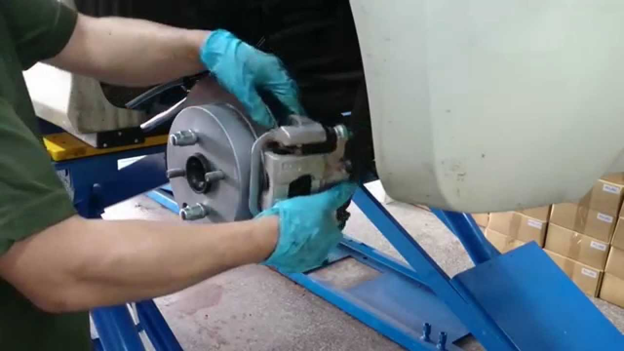 Power Stop Brake Pads >> Daihatsu Sirion UPI rear drum to disc brake kit detail ...