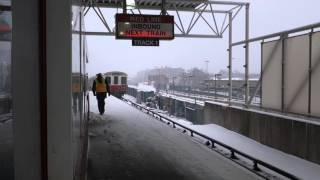 MBTA Red Line Braintree Station