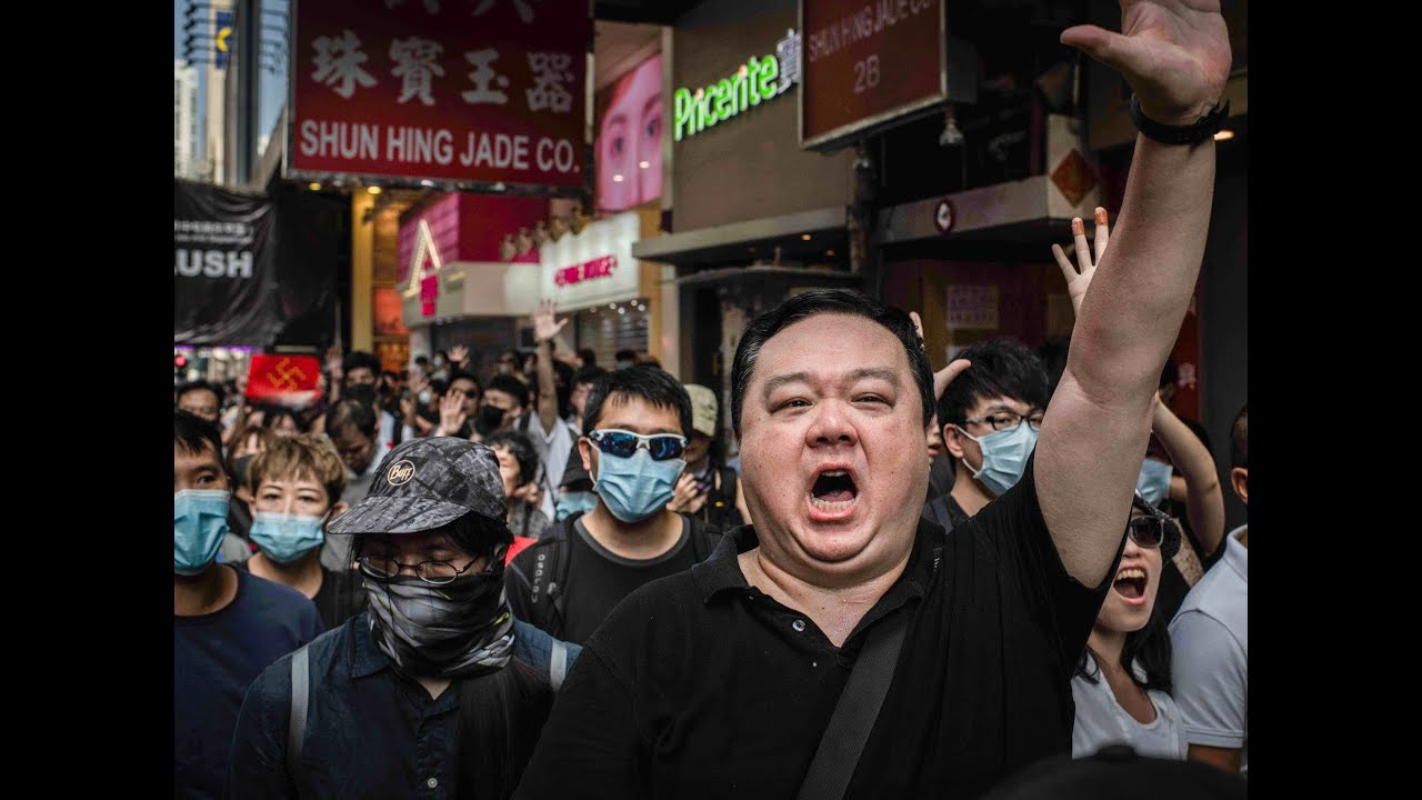Hong Kong's Fight for Freedom Against China's Authoritarianism [VIDEO]