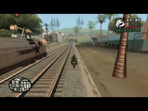 GTA San Andreas gameplay HD