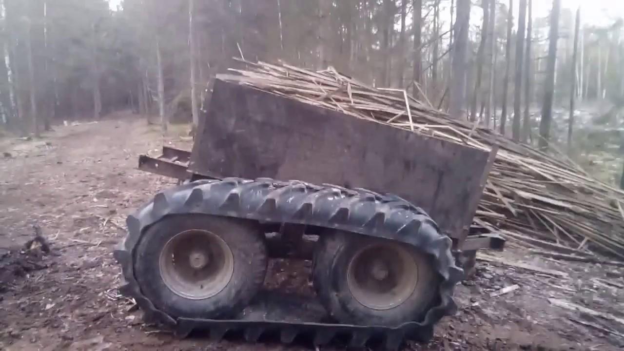 прицеп для дров