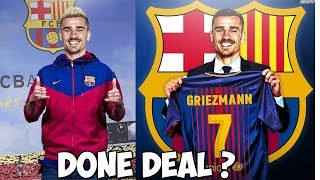 Transfer news - 5 players that barcelona need to maintain their dominance feat. griezmann dybala this video explains which fc mai...