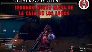 DESTINY - SEGUNDO MAPA DE LA CASA DE LOS LOBOS