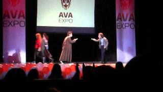 Doctor Who Ava Expo