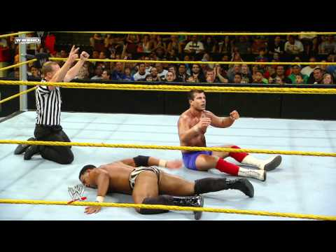 WWE NXT - Matt Striker vs. Darren Young