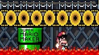 SO MUCH SCREAMING!! | Super Mario Maker #2