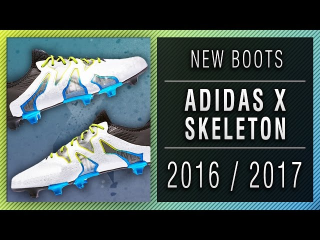 promo code 85dd1 2517b ... authentic good pes 2013 new boots u2022 adidas x 15 skeleton u2022 2016  2017u2022 hd 3b894