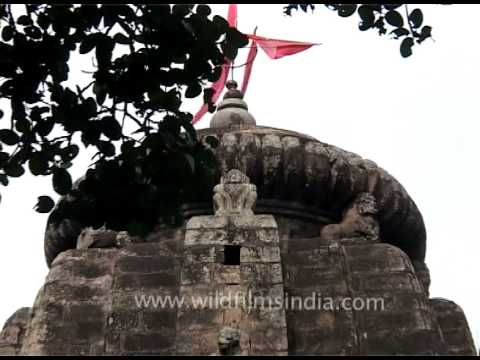 Lingaraj Temple - a Hindu temple dedicated to Shiva