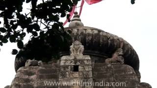 Lingaraj Temple - a Hindu temple dedicated to Shiva