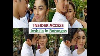 Insider Access: Ganto ka-sweet ang JoshLia off camera!