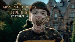 Miss Peregrine's Home For Peculiar Children   Meet the Peculiars: Hugh   20th Century FOX