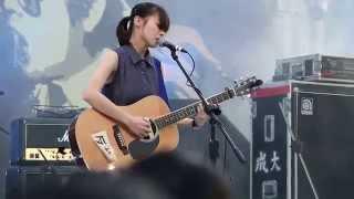 20140412 台南獨自行動演唱會 鄭宜農-不再是少年
