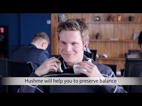 Hushme NEW product video