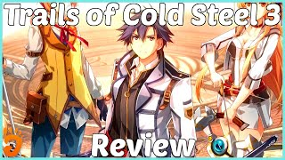 Review: Trails of Cold Steel 3 (PS4) (Video Game Video Review)