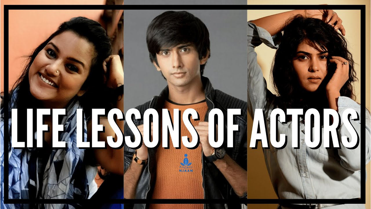 Life Lessons of Actors | Tune in Tuesdays