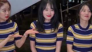 나랑 사귈래, 다이아 DIA, 여성댄스팀 라르고 LARGO, 홍대AK버스킹존  20191116