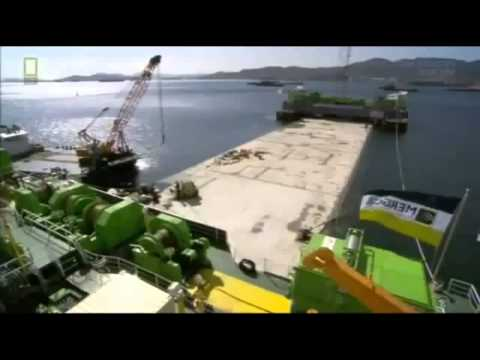 Underwater Tunnel Project in South Korea   Documentary