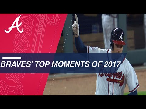 Top Moments of 2017: Braves