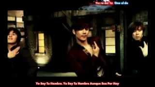 SS501-Ur Man (Your Man) KARAOKE+Sub Español