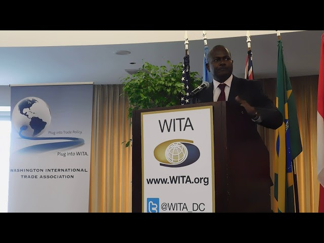 Trade Around the World Prt 5- Ambassador Dos Santos of Mozambique