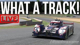 iRacing - What A Track! | iLMS Road Atlanta