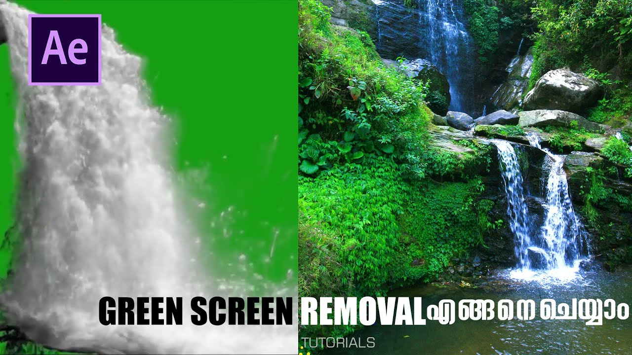 Download How to Remove Green Screen in Adobe After Effects CC Tutorial