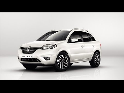 Renault koleos 2013 review